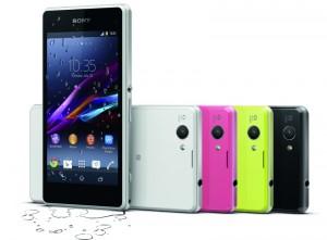 Sony Xperia Z1 Compact vanaf morgen leverbaar bij T-Mobile