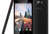 Archos 50 Helium en 45 Helium geïntroduceerd: goedkope 4G-smartphones