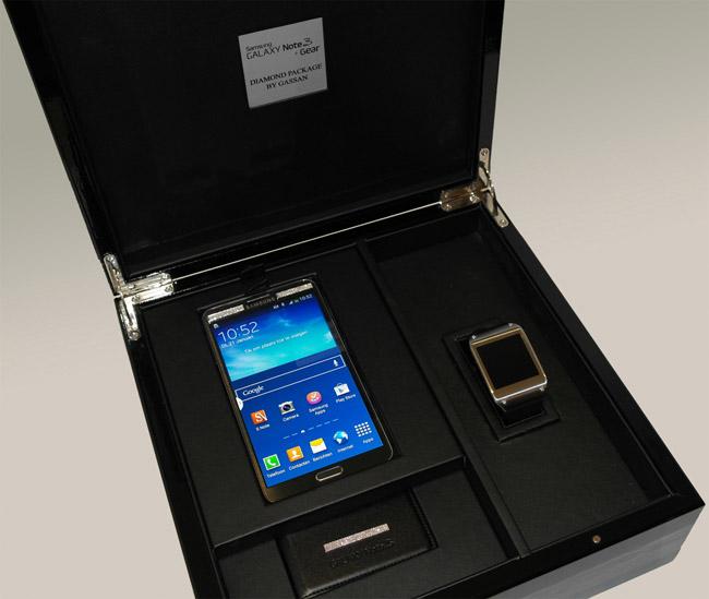 Geld over? Samsung lanceert binnenkort diamanten Galaxy Note 3