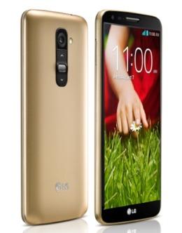 'Goudkleurige LG G2 uitgelekt in Taiwanese webshop'