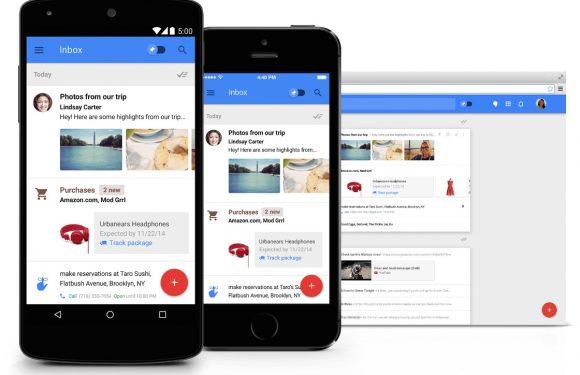 Inbox by Gmail voorzien van meer snooze-opties
