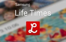 'Samsung komt met dagboek-app Life Times'