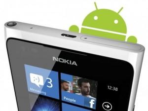 Nokia Android-interface uitgelekt, zo ziet Android er op Nokia uit