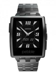 Pebble Steel te bestellen voor 249 dollar, wordt vanaf vandaag verzonden