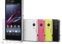Sony Xperia Z1 Compact vanaf vandaag beschikbaar voor 549 euro