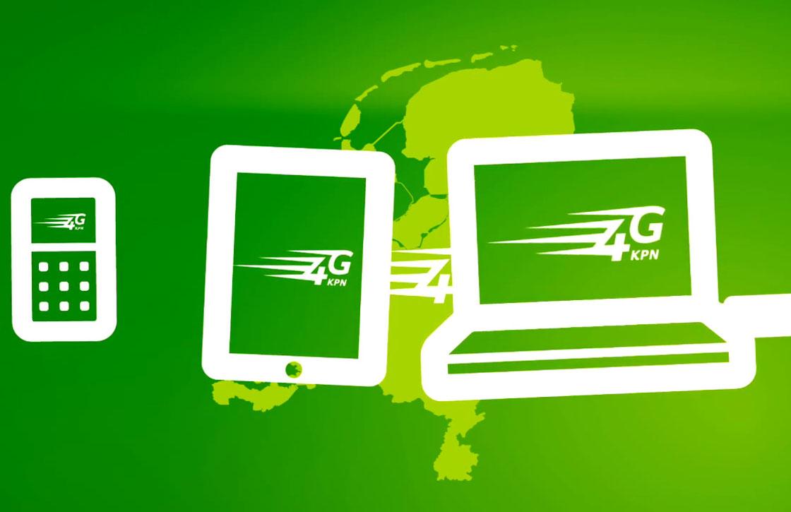 KPN, Tele2, T-Mobile en Vodafone trakteren op data