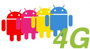 Android 4G telefoon