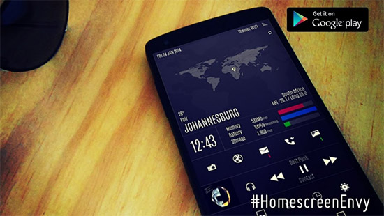 Android-launcher Themer