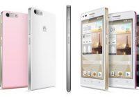 Hands-on Huawei Ascend G6: goedkope 4G-smartphone met selfiecamera