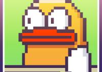 Vuistvogelen zonder gepakt te worden in Fappy Bird