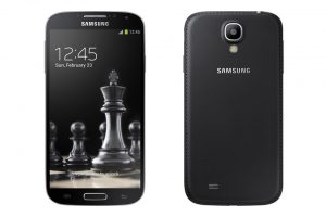 Galaxy S4 Black Edition release