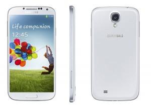 Galaxy S4 brand