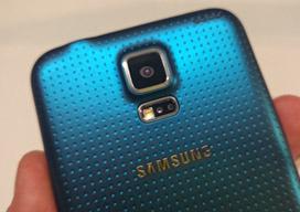 Galaxy S5 fabriek