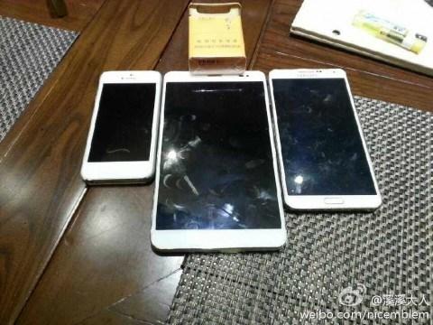 Huawei Ascend P7 en MediaPad X1