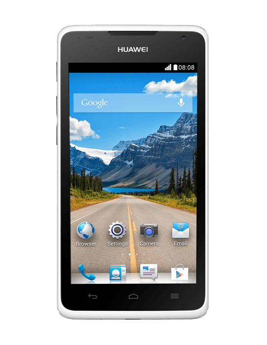 Budgetsmartphone Huawei Ascend Y530 binnenkort naar Nederland