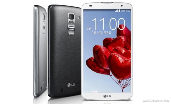 LG G Pro 2 officieel onthuld met 5,9 inch-scherm en Android 4.4 – update