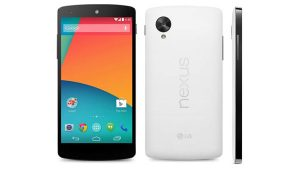 Nexus 5 accuprobleem