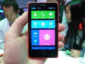Hands-on Nokia XL, X en X+: spotgoedkope smartphones met een vleugje Android