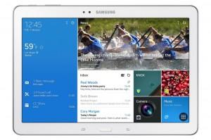 Galaxy Tab Pro 10.1 reclame