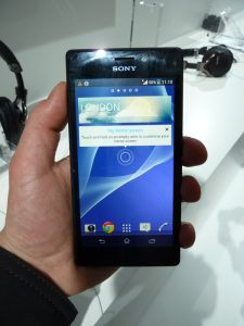 Sony Android Xperia M2