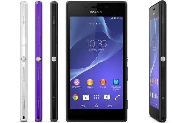 Instaptelefoon Sony Xperia M2 vanaf nu verkrijgbaar voor 249 euro