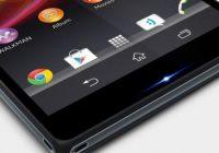 'Video: bekijk de interface van de Sony Xperia Z1 opvolger in actie'