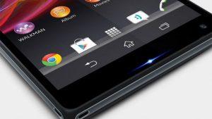 Sony Xperia Z1 opvolger