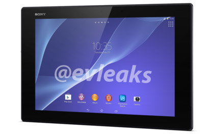 Xperia Tablet Z2 foto
