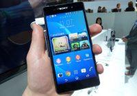 Sony Xperia Z2 release niet uitgesteld, toestel verschijnt begin april