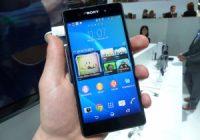 Hands-on Sony Xperia Z2: vlaggenschip met beter scherm en 4K-ondersteuning