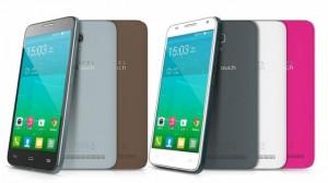 Alcatel komt met vijf nieuwe Android-smartphones
