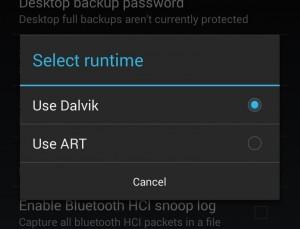 'Apps draaien sneller en zuiniger in volgende versie Android'