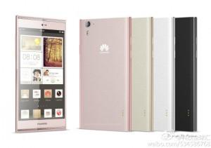 Huawei Ascend P7 foto