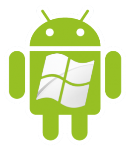 Windows Android apps