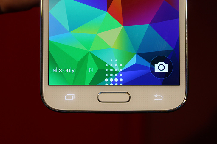 Download: een spetterende Galaxy S5 wallpaper voor je telefoon