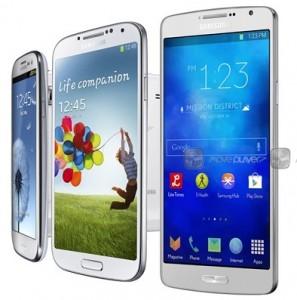 Galaxy S5 stof- en waterbestendig