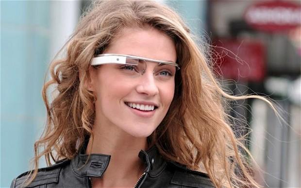 Google probeert handelsmerk op Glass vast te leggen, zonder succes