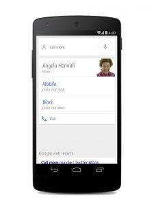 googlespraakbesturing