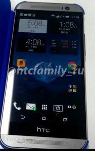 HTC Two design