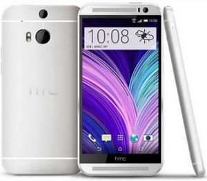 HTC Two design