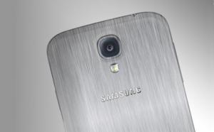 'Metalen Galaxy S5 wordt in mei gelanceerd onder luxe F-lijn van Samsung'