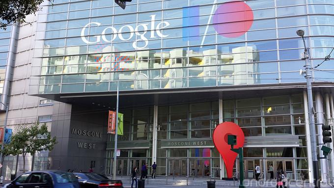 Ontwikkelaarsconferentie Google I/O vindt plaats op 25 en 26 juni