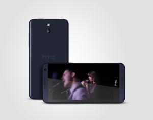 Dit is de HTC Desire 816, de mooie én goedkope variant van de HTC One