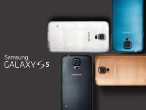 De 5 tofste nieuwe features van de Galaxy S5