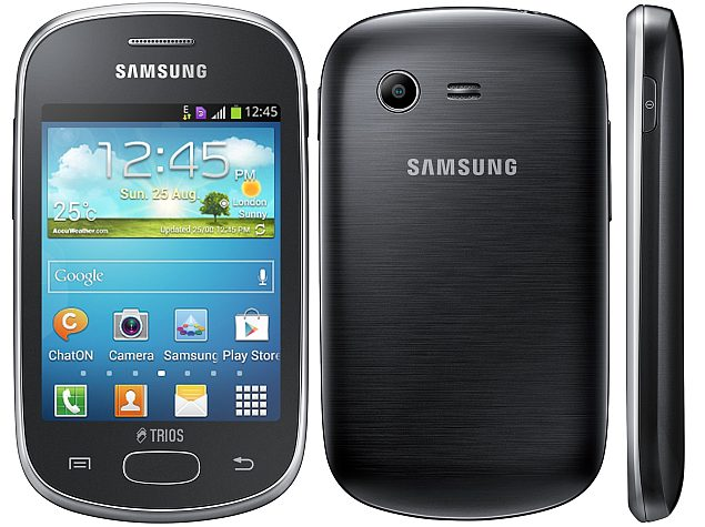 Samsung Galaxy Star Trios: niet plek voor twee, maar drie simkaarten