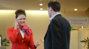 Bij Virgin Atlantic gaan ze je voortaan met Google Glass inchecken