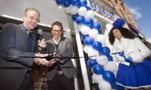 Eerste Samsung Experience Stores in Den Haag en Haarlem geopend