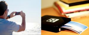 LifePrint: compacte wifi-fotoprinter voor Android voor 99 dollar op Kickstarter