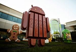Android distributiecijfers: Jelly Bean en Android 4.4 KitKat groeien flink door