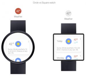Google brengt binnenkort Android SDK voor wearables uit